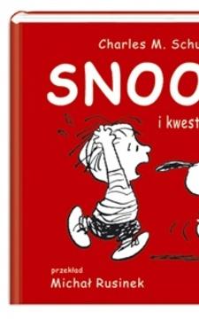Snoopy i kwestia przyjaźni /112847/