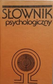 Słownik psychologiczny /32664/