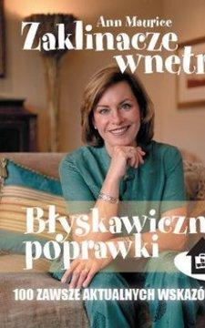 Zaklincze wnętrz Błyskawiczne poprawki /113009/