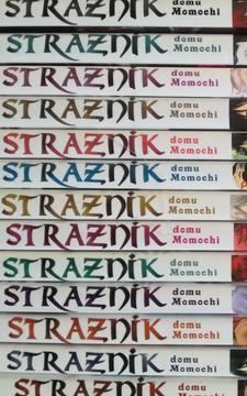 Manga Strażnik domu Momochi 1-13 /113030/