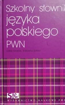 Szkolny słownik języka polskiego /113074/