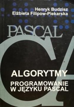 Algorytmy Programowanie w języku Pascal /113106/