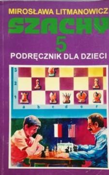 Szachy 5 Podręcznik dla dzieci /113112/