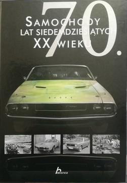 Samochody lat siedemdziesiątych XX wieku /32802/