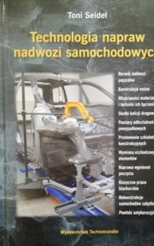 Technologia napraw nadwozi samochodowych /113255/