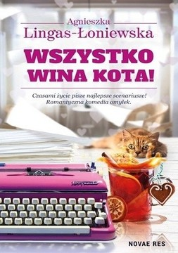 Wszystko wina kota! /32866/