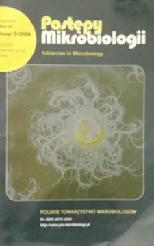 Postępy mikrobiologii /32899/