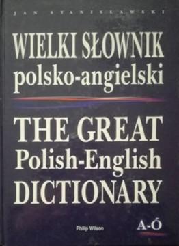 Wielki słownik polsko-angielski Tom 1-2 /32917/