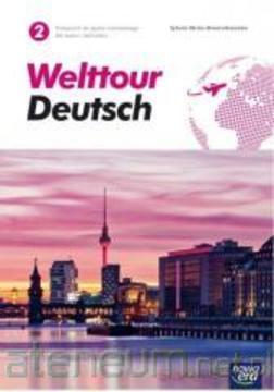 Welttour Deutsch 2 Podręcznik /34041/