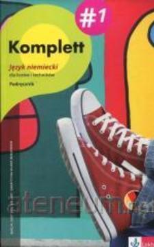 Komplett Plus 1 Podręcznik /34050/