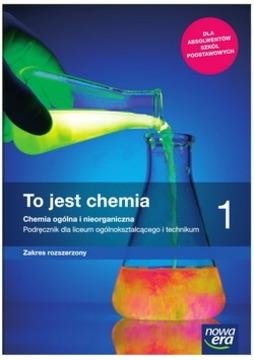 To jest chemia 1  Podręcznik dla LO i technikum /34061/