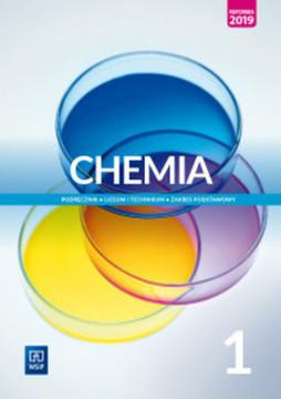 Chemia podręcznik do liceum i technikum zakres podstawowy /34062/