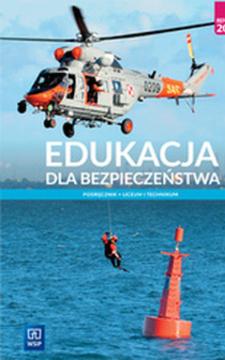 Edukacja dla bezpieczeństwa podręcznik szkoła ponadpodstawowa /34067/