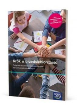 Krok w przedsiębiorczość podręcznik dla szkół ponadpodstawowych /34070/