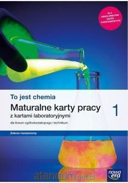 To jest chemia Maturalne KP 1 ZR /34071/