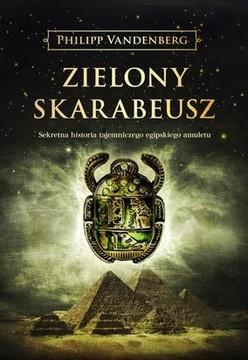 Zielony skarabeusz /33008/