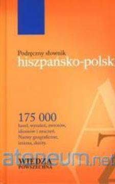 Podręczny słownik hiszpańsko-polski /113694/