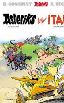 Komiks Asteriks Asteriks w Italii /113716/