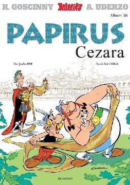 Komiks Asteriks Papirus Cezara /113717/