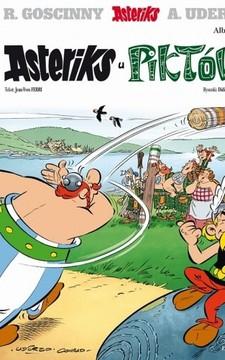 Komiks Asteriks Asteriks u Piktów /113718/