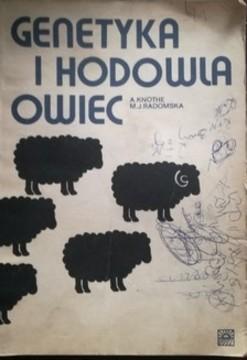 Genetyka i hodowla owiec /113765/