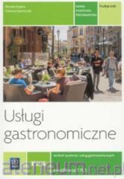 Usługi gastronomiczne Kwalifikacja T.15.3 /34086/
