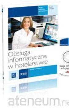 Obsługa informatyczna w hotelarstwie zeszyt ćwiczeń /34090/