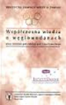 Współczesna wiedza o węglowodanach /32134/