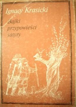 Bajki przypowieści satyry /4384/