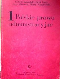Polskie prawo administracyjne cz.1