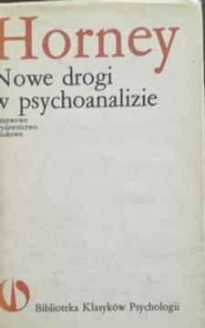 Nowe drogi w psychoanalizie /33276/
