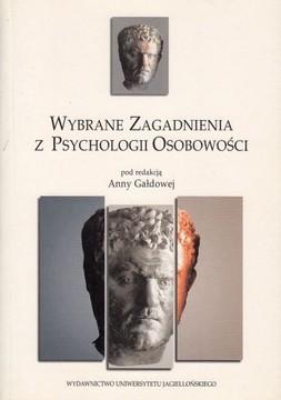 Wybrane zagadnienia z psychologii osobowości /33321/