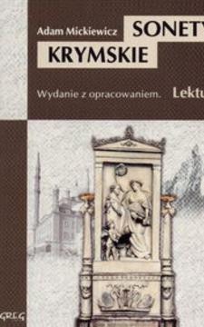 Sonety krymskie. Wydanie  z opracowaniem. /114129/