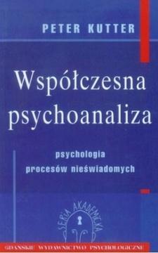 Współczesna psychoanaliza /114169/