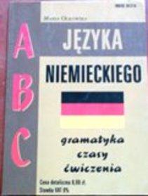 ABC języka niemieckiego gramatyka czasy ćwiczenia