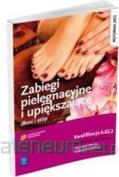 Zabiegi pielęgnacyjne i upiększające dłoni i stóp /33441/