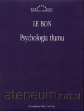 Psychologia tłumu /114403/