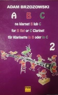 ABC na klarnet B lub C /33541/