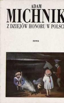 Z dziejów honoru w Polsce /114442/