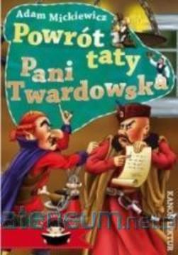 Powrót taty Pani Twardowska /114464/