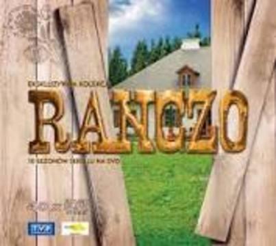 Ekskluzywna kolekcja Ranczo 10 sezonów serialu na DVD /114465/