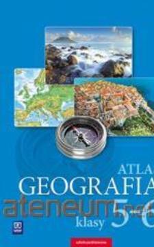 Atlas geograficzny SP 5-6 /33699/
