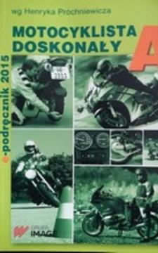 Motocyklista doskonały A /33868/