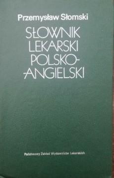 słownik lekarski polsko-angielski /33954/