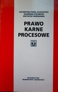 Prawo karne procesowe /5523/