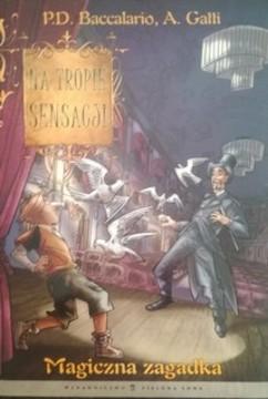 Na tropie sensacji Tom 2 Magiczna zagadka /115146/