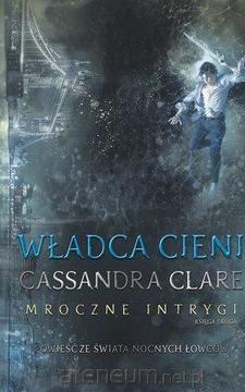 Mroczne intrygi Księga 2 Władca cieni /115178/