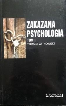 Zakazana psychologia Tom I /115182/