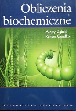 Obliczenia biochemiczne /34219/