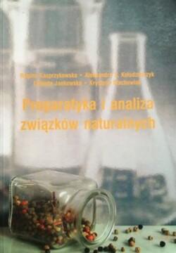 Preparatyka i analiza związków naturalnych /115205/